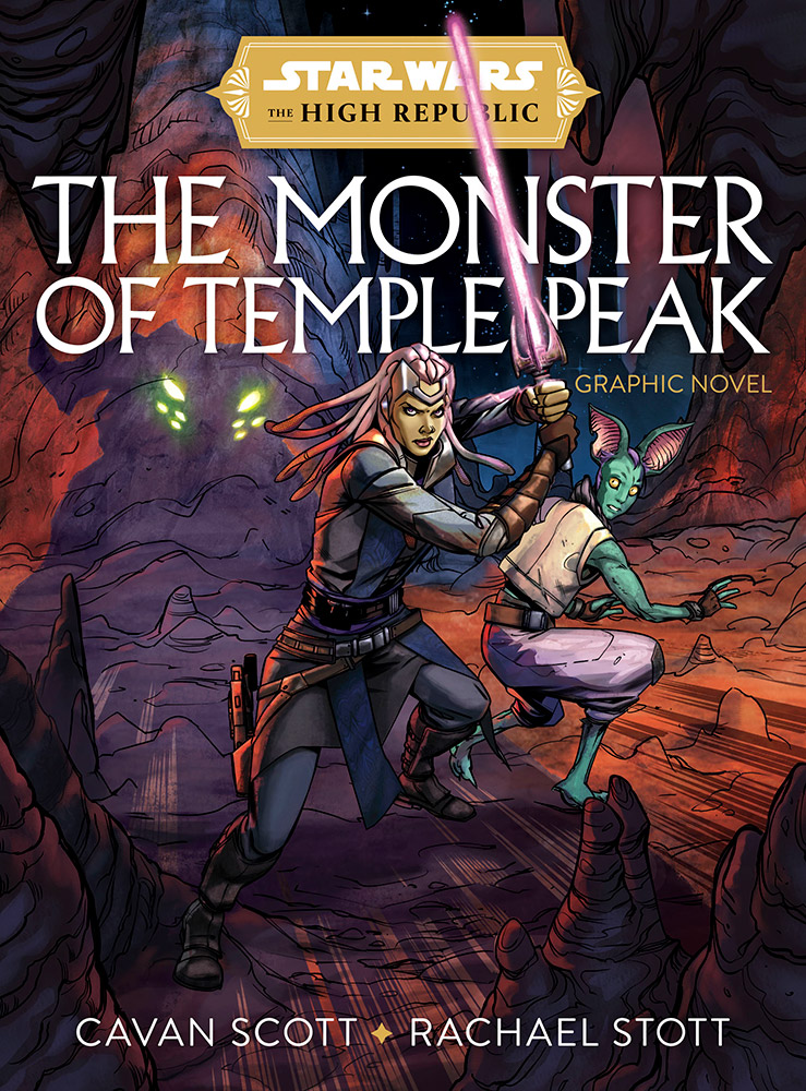 Star Wars: The High Republic - The monster of temple peak