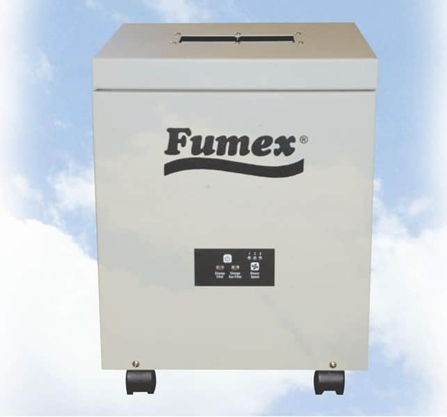 GS1-100 Plastic Fumes & Chemical Fume Extractor