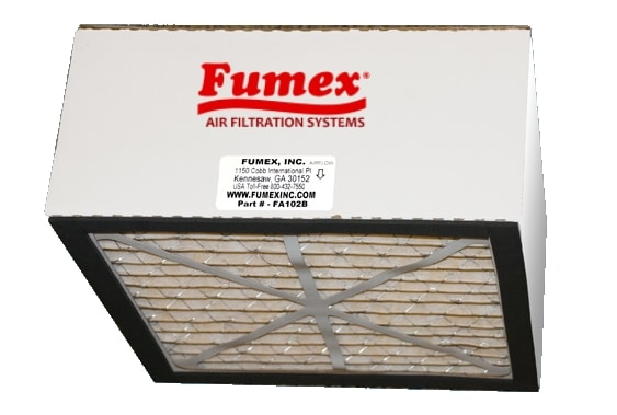 Replacement Filters for Fumex Indoor Air Purifiers
