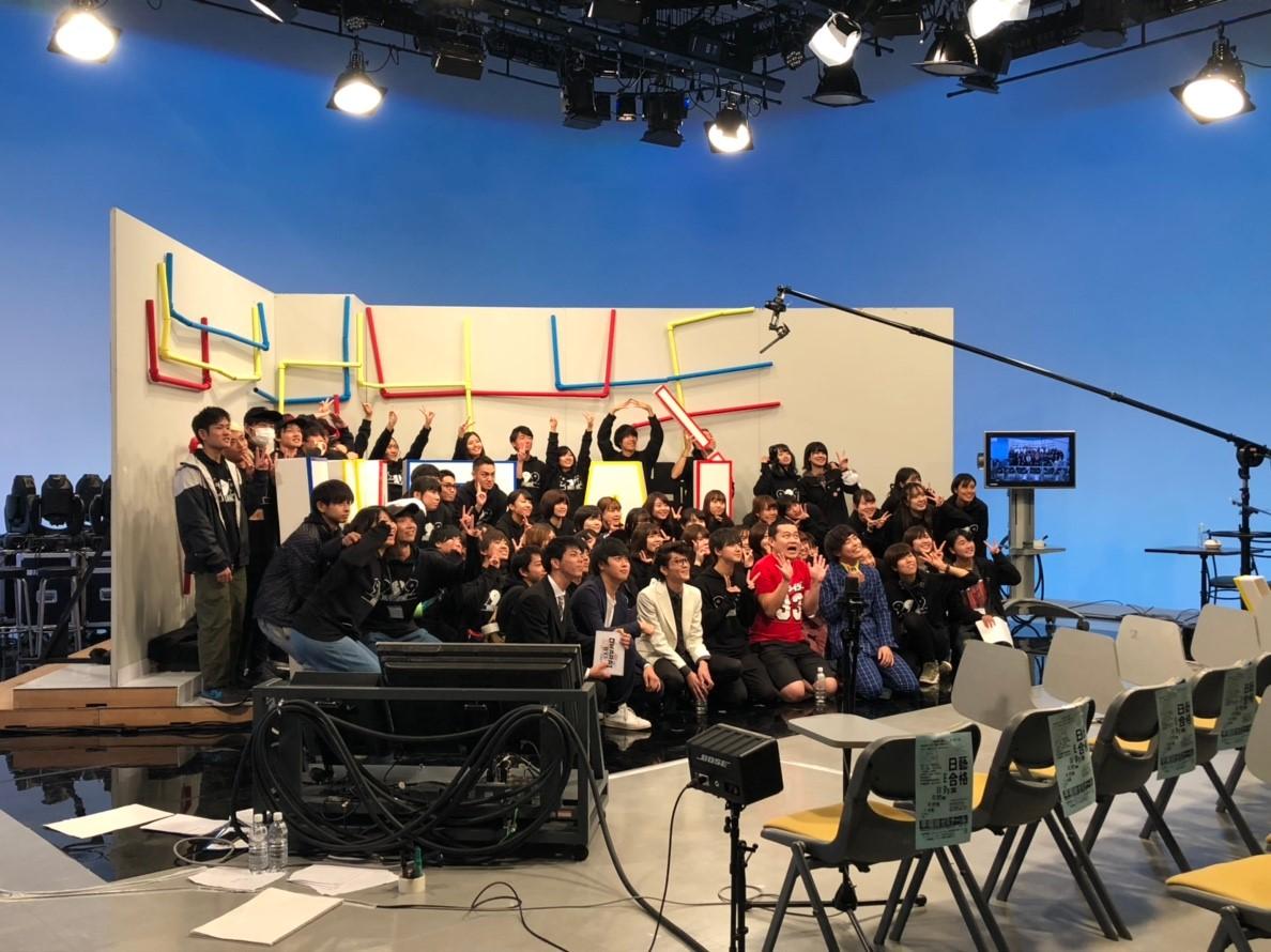 日本大学芸術学部放送9課 新入生歓迎会(旧:春スタ)に協賛しています