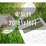 【実録】注文住宅の電気代【2018年11月】