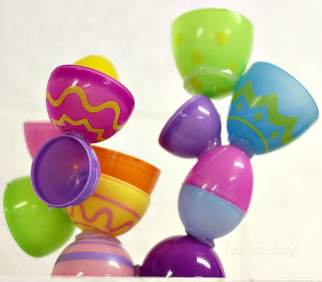 Easter Art Projects for Kids - Egg Sculpture