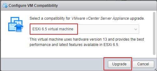 Установка VCenter Server Appliance 6.5 2