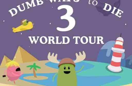 dumb ways to die world tour