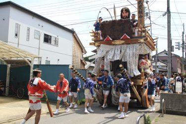 佐原の大祭夏祭りの日程と場所・駐車場、山車スケジュール紹介