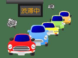 お盆の高速渋滞予測と料金