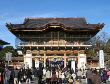 成田山初詣アクセス方法で車・電車の場合は?屋台はどこに出る?