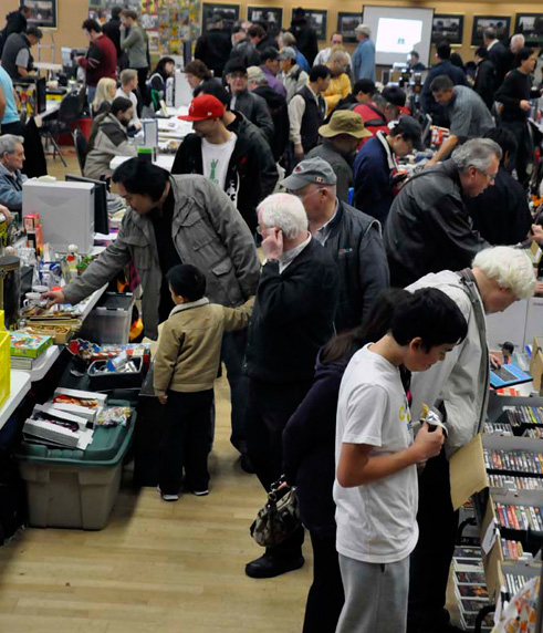 Vancouver Pop Culture Collectibles Fair & Computer Swap Meet