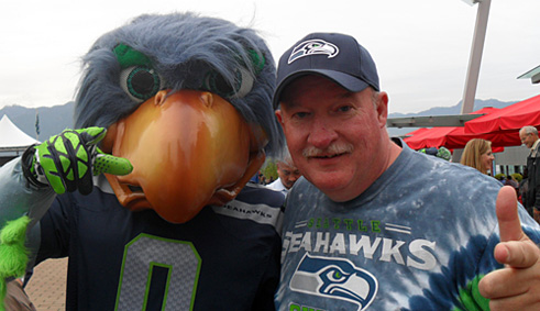 Congratulations to the Seattle Seahawks 2014 NFL Superbowl Champions!