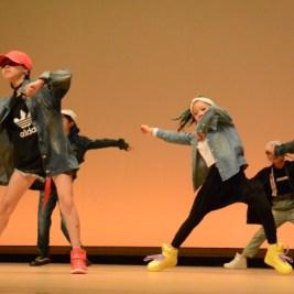 SUNS DANCE FESTIVAL Vol.6の様子