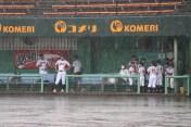 延期となった第16回春季少年野球大会代表決定戦