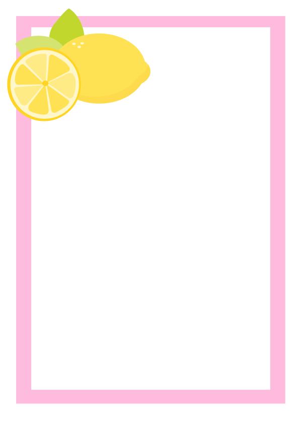 LemonTagPink