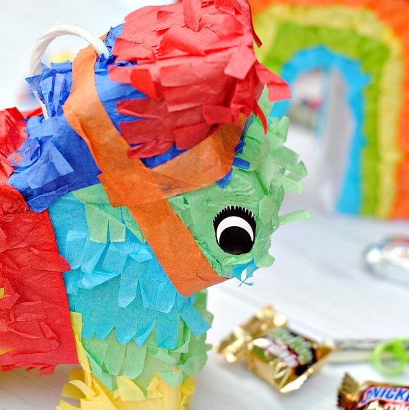 Mini Piñata Gift Idea