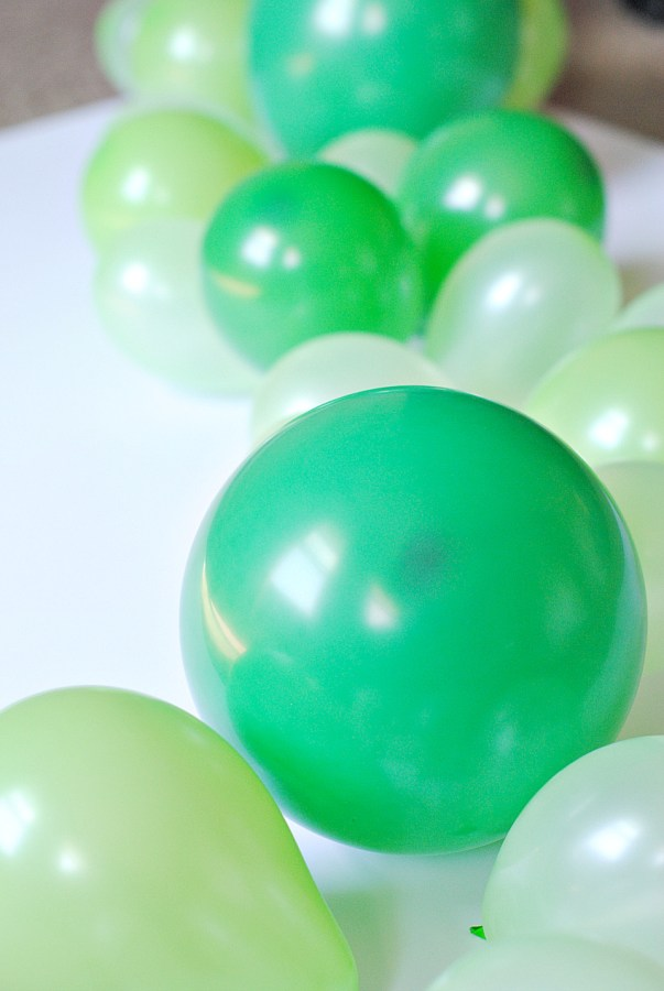 Balloon Decorations for a Party