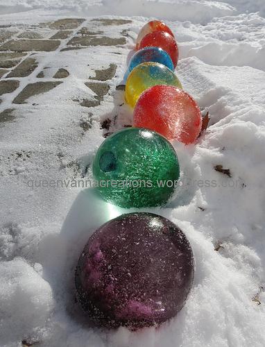 Iceballoons