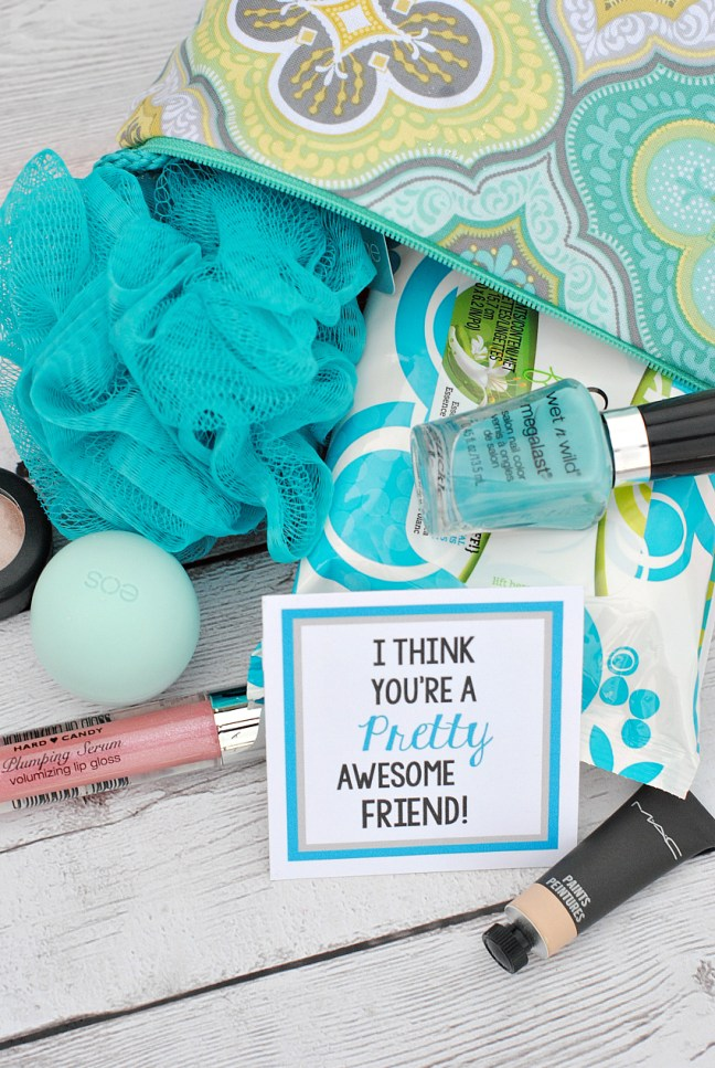 Pretty Awesome Friend Gifts for Best Friend