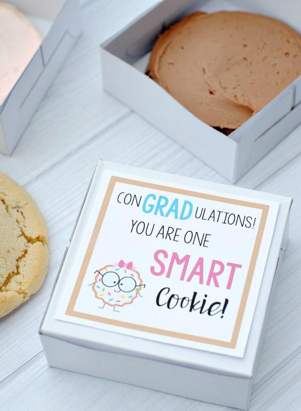 Smart Cookie Easy Graduation Gift