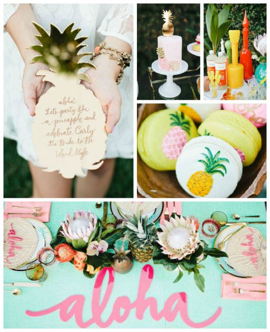 Wedding Shower Themes