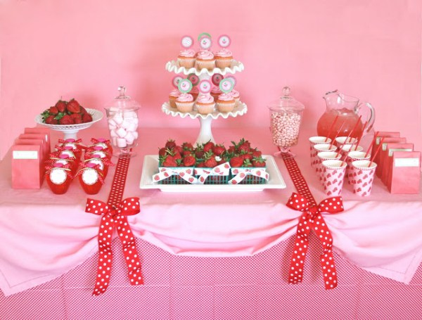 Strawberryparty