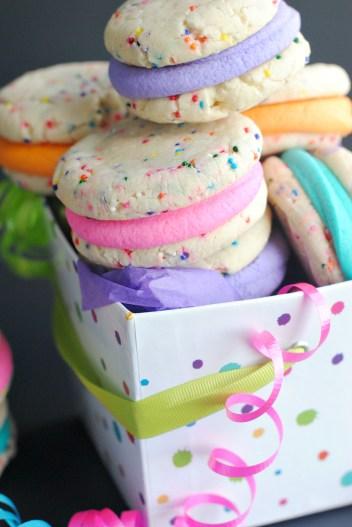 Easy Funfetti Cookies Recipe