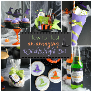 How to Host an Amazing Witches' Night Out Party