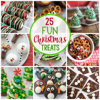 25 Fun Christmas Treats