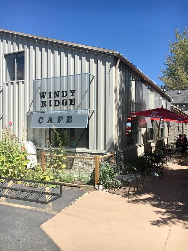 Windy Ridge Cafe Park City, Utah