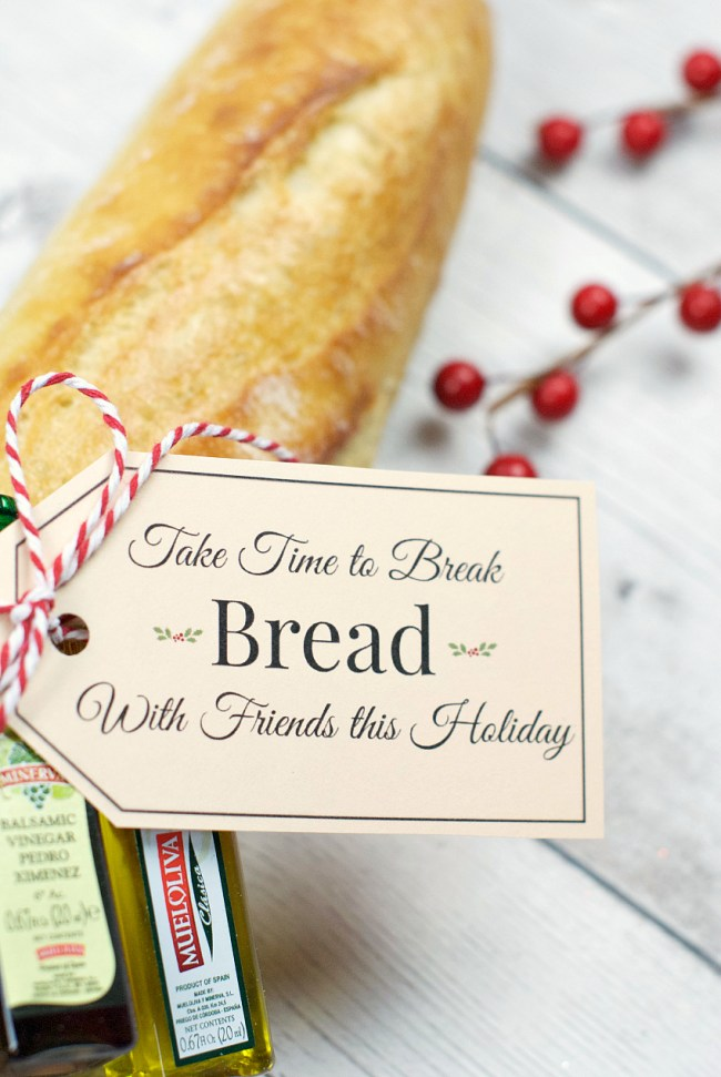 Bread Gift Idea for Neighbors
