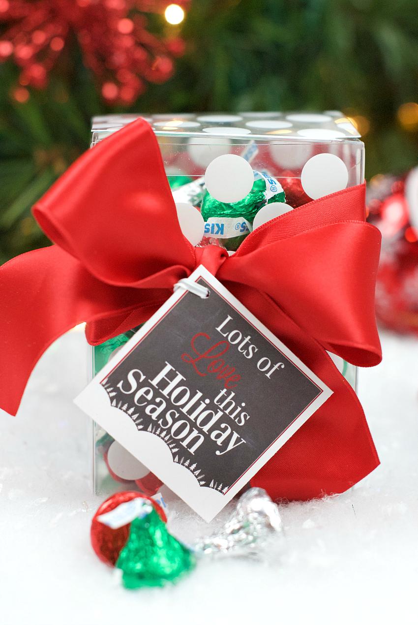 Chocolate Christmas Gift Ideas Fun Squared