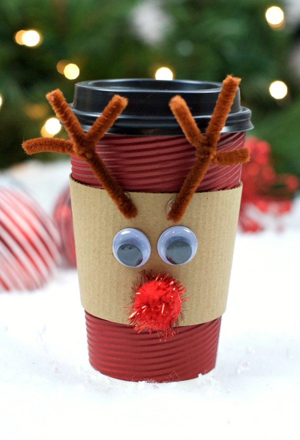 Cute Craft for Kids for Christmas Party