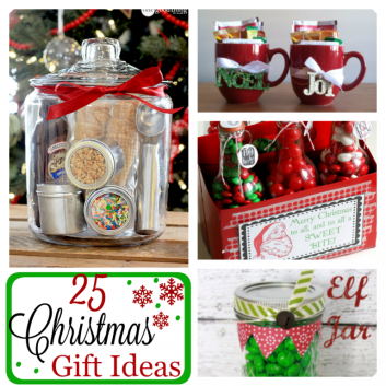 Cute and Creative Gift Ideas for Christmas