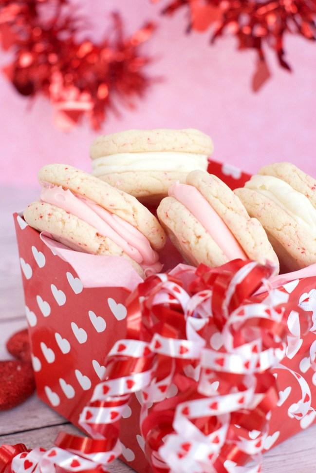 Easy Valentine's Cherry Chip Cookies Recipe