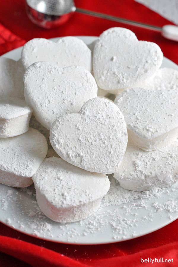 Ideas for dessert on Valentine's