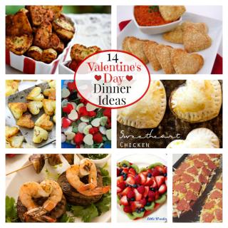 Valentine's Dinner Ideas