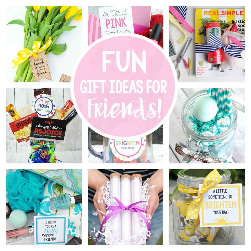 Best Gift For Friend S Wedding: 25 Fun Gifts For Best Friends For Any Occasion