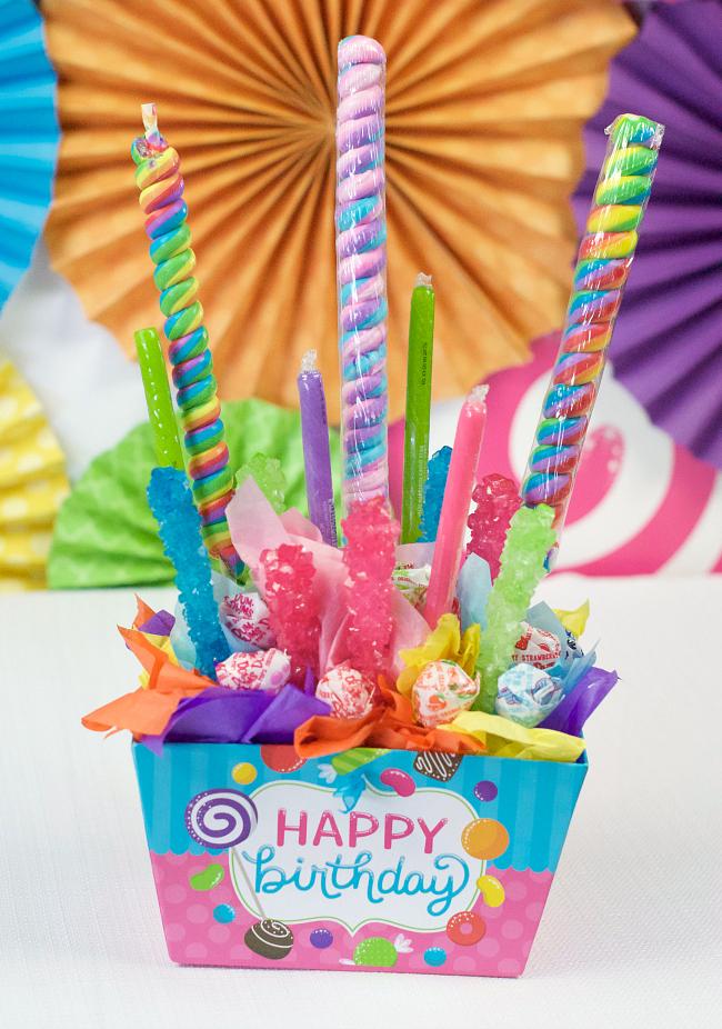 Sweet 16 Birthday Party Idea