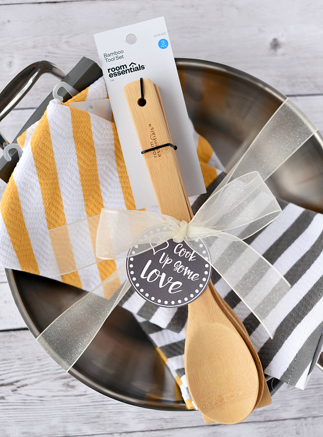Creative Wedding Gifts-Cook Up Some Love