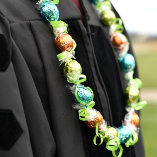 Graduation Candy Leis