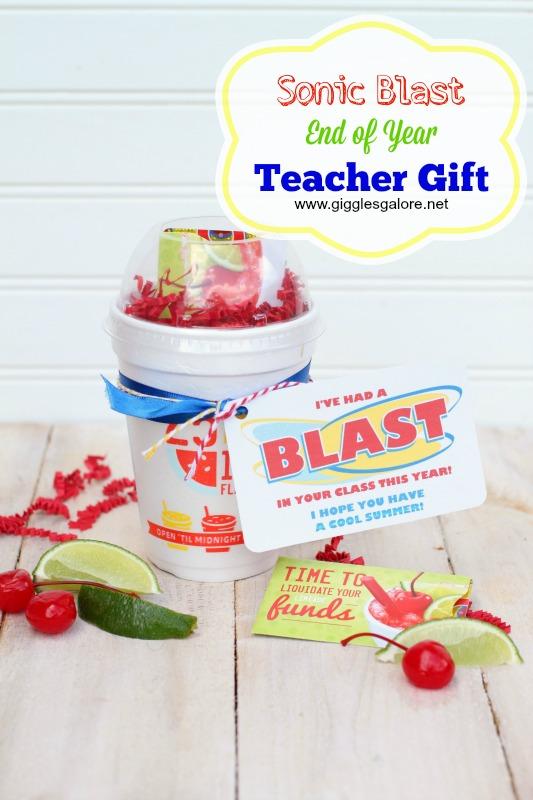 Presents for Teachers