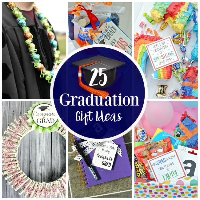 Graduation Gift Ideas >> 25 Fun Unique Graduation Gifts Fun Squared