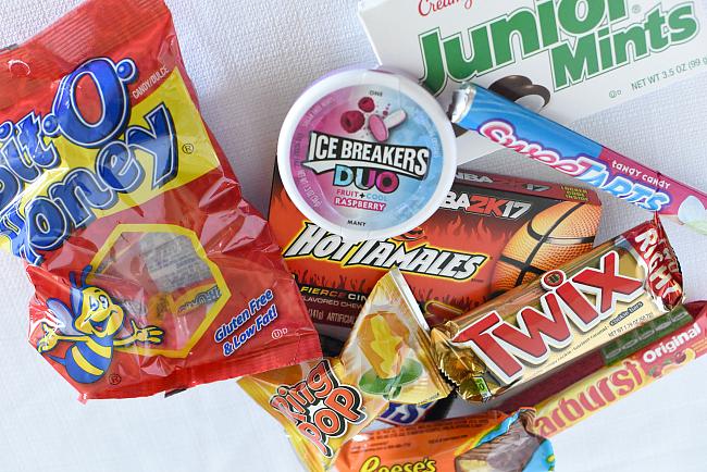 Candy Bar Bridal Shower Games
