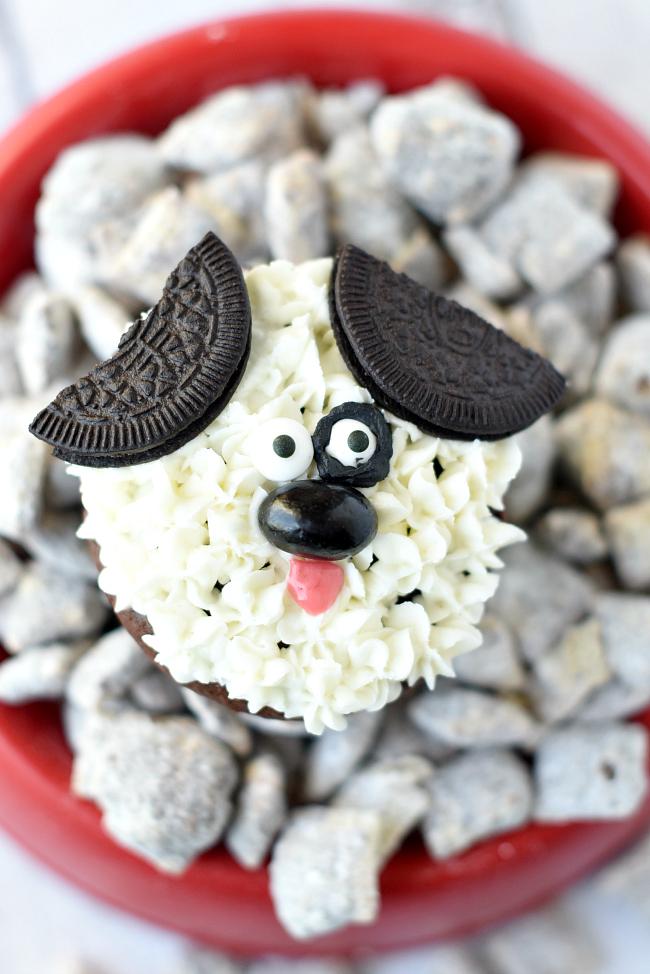 Dog Birthday Cake for Kids