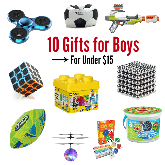 10 Best Gifts For A 10 Year Old Boy For Under 15 Fun Squared