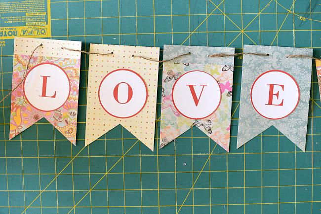 DIY Paper Bunting