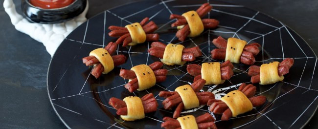 Halloween Appetizer Ideas