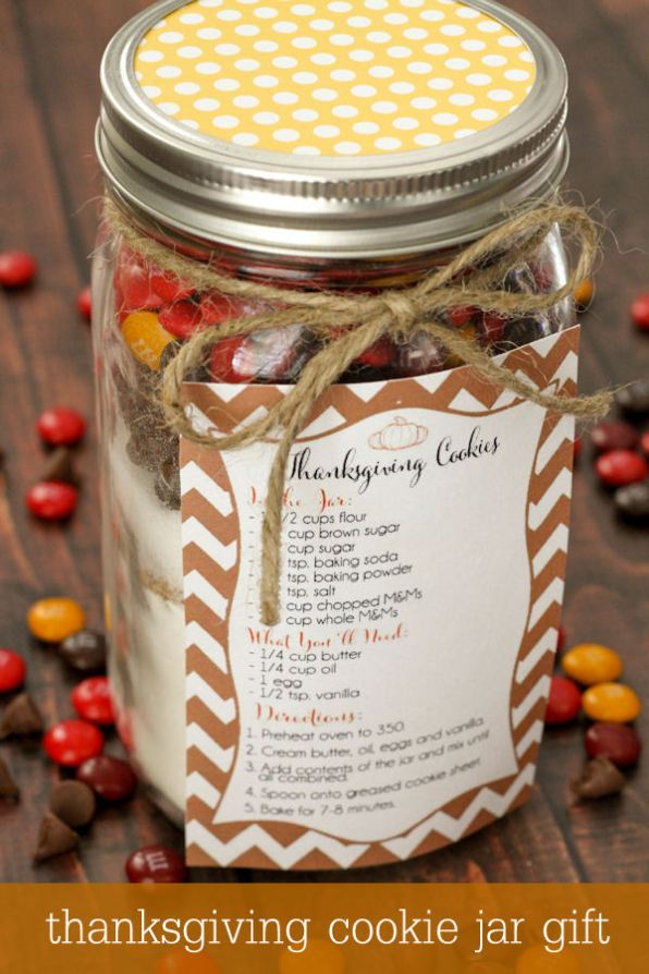 15 Cute Thanksgiving Gift Ideas Fun Squared