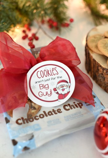 Christmas Neighbor Gift Ideas-Cookie Gifts