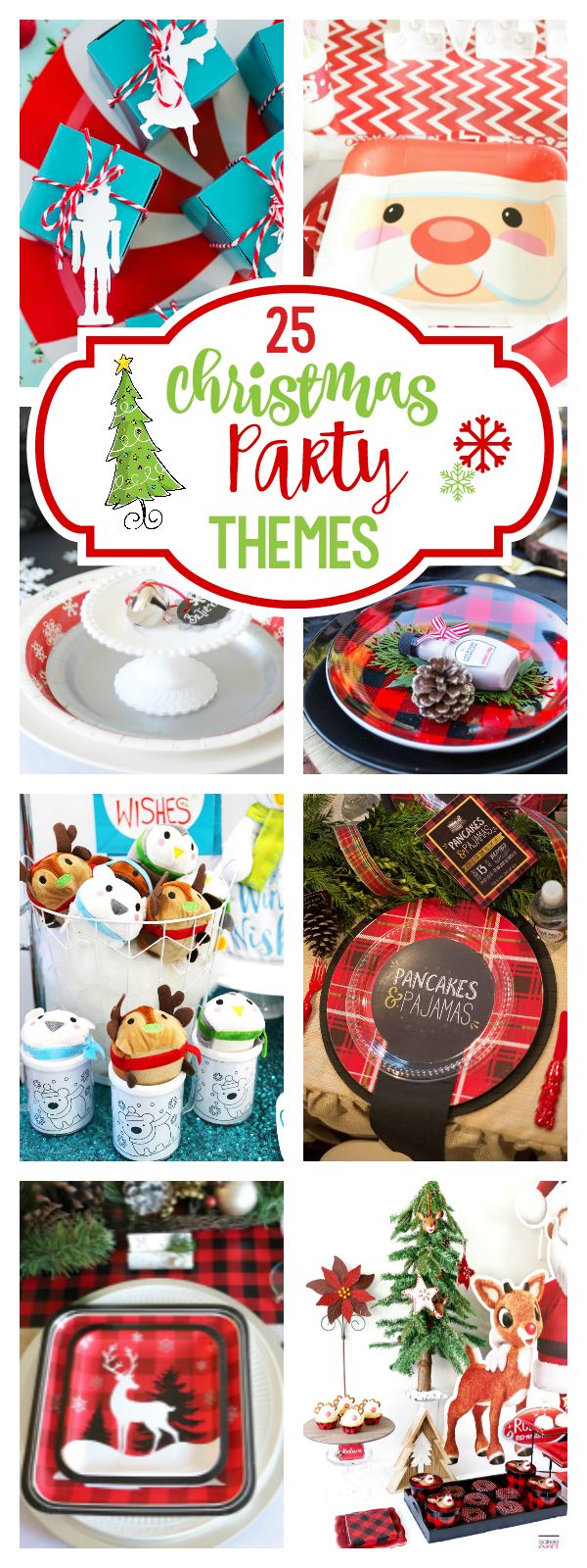 bf4848c03ab1a 25 Christmas Party Theme Ideas and Party Ideas to throw the best holiday  party this year