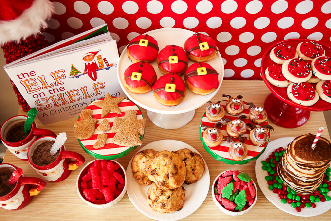 Christmas Breakfast Party Ideas