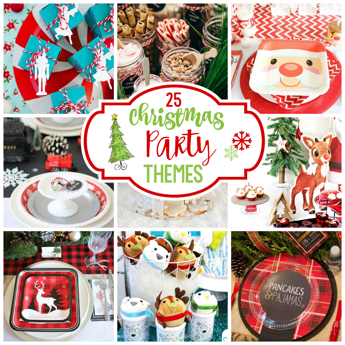 25 fun christmas party theme ideas  u2013 fun